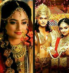 Siya ke Ram / Star plus / Karan Suchak as Lakshman ( Siya Ke Ram, Bridal Chuda, Team Models, Erica Fernandes, Pandora, Silver Jewellery Indian, Imitation Jewelry, Stylish Jewelry, Makeup Art