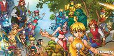 """A história em quadrinhos """"Holy Avenger"""" foi um grande sucesso na transição dos anos 90 para o novo século. O RPG estava no auge graças a """"Vampiro: A Máscara"""", """"Advanced Dungeons & Dragons"""" e """"GURPS"""", até que a revista """"Dragão Brasil"""" acabou fazendo seu próprio cenário."""