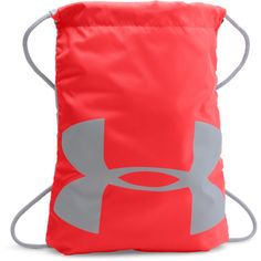 Mic's Body Shop Angebote UNDER ARMOUR Ozzie Sackpack rot-grauIhr QuickBerater