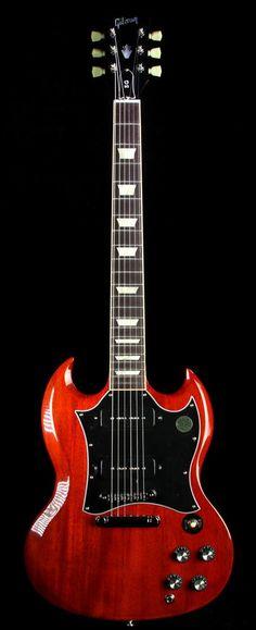 2016 Gibson SG Standard P-90 Heritage Cherry