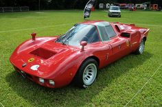 Furia GT Motor Alfa Romeo