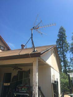 Hd antenna hook up