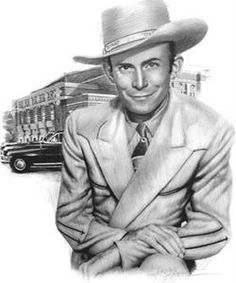 Hank Williams Country Artists, Country Singers, Hank Williams Sr, Stand Up Guys, Outlaw Country, Alabama News, Honky Tonk, Country Music Stars, Wow Art