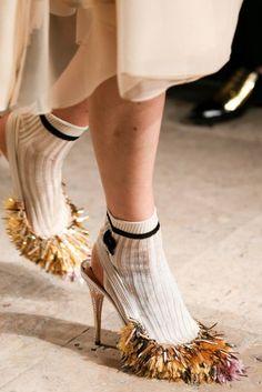 2015 İlkbahar İçin Bayan Ayakkabı Trendleri - Rochas