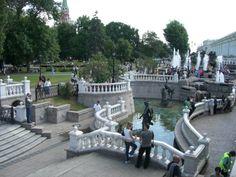 Alexander Gardens, Moscow, Russia #travel #photos #russia
