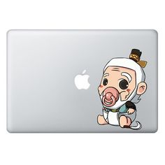 [ Old Man ] PACIFIER SERIES FOR MACBOOK & LAPTOP