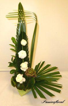 Gardening – Gardening Ideas, Tips & Techniques Winter Flower Arrangements, Contemporary Flower Arrangements, Tropical Floral Arrangements, Creative Flower Arrangements, Funeral Flower Arrangements, Ikebana Arrangements, Beautiful Flower Arrangements, Tropical Flowers, Deco Floral
