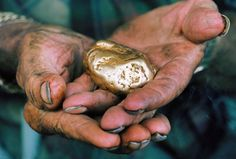 The Point of Gold ... Think the gold rush is a thing for the Wild West that came and went in the mid-1800s? Think again. Not only are more people investing in gold as a secure commodity, but some are taking gold acquisition into their own hands the old fashioned way, finding it themselves. (Gold prospector, Sarina Finkelstein)