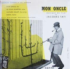 Georges Durban Et Son Orchestre - Mon Oncle - Music Du Film De Jacques Tati
