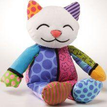 Britto Mini Kitty Plush -   for your cat or child?