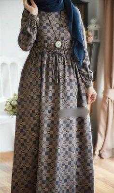 Hijab Style Dress, Modest Fashion Hijab, Frock Fashion, Abaya Fashion, African Fashion Dresses, Mode Abaya, Muslim Women Fashion, Hijab Fashionista, Hijab Fashion Inspiration