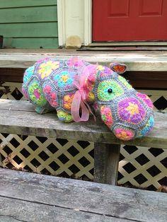 Ravelry: Laurelwoodsong's The Pygmy Happypotamus