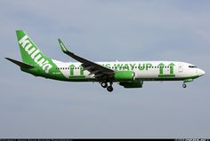 Summerlease for Transavia ; Kulula Boeing ZS-ZWO from Johannesburg about to land @ runway 22 ! this is ex PH-HZA ! - Photo taken at Amsterdam - Schiphol (AMS / EHAM) in Netherlands on May Aircraft Pictures, Amsterdam, Ph, Aviation, Africa, Aircraft