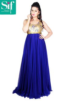 http://shalinisindianfashions.com/ buy this charmistic gown. PRICE- 6800.00 after 20% discount...