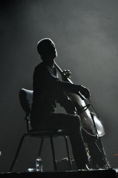 Max Lilja and his cello by Andrea Cinquetti on 500px