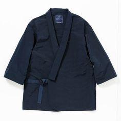 "Ventile Monk's Working Clothes ""SAMUE"""