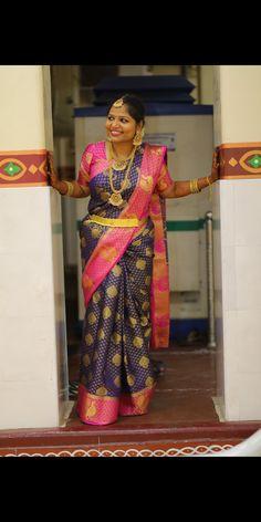 Bridal Shoot Bridal Shoot, South India, Sari, Bride, Fashion, Saree, Moda, Wedding Bride, The Bride