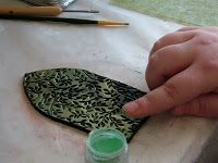 Lisa's Craft Blog: Tutorial: Polymer Clay Fairy Doors