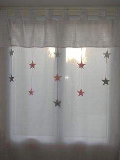 Idée rideaux chambre des filles