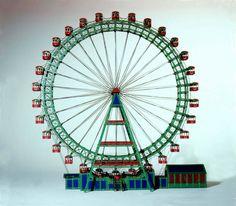 Ferris Wheel by Andreas Abel