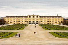 Palacio de Schönbrunn (Viena - Austria)                                                                                                                                                      Más