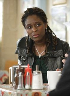Trina Johnson played by Sharon Duncan Brewster