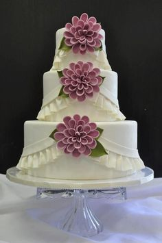 Pastry Palace Las Vegas Wedding Cake 1096 Simply