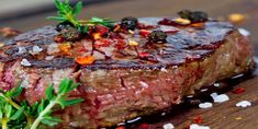 Tuesday is steak evening at the Woodman Inn. You can't beat sitting down enjoying a delicious steak. Buy one and the second is half price    Steak Marinade Best, Marinade Sauce, Best Steak, Good Steak Recipes, Beef Recipes, Cooking Recipes, Cooking Tips, Cooking Games, Healthy Recipes