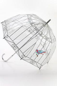 Trop joli parapluie  Umbrella I need.
