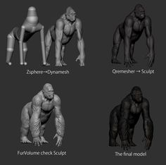 UDK Realtime - Davyjones and other characters - Page 12
