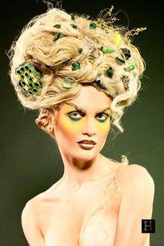 DIY Halloween Hair : Halloween Costume Ideas