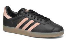 Baskets Gazelle W Adidas Originals vue 3/4