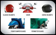 Accessories That Are A Must Have For Your #scooty