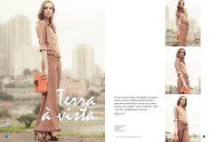 Terra à vista - Editorial de Moda da Revista Internacional Shopping Guarulhos Ed.15