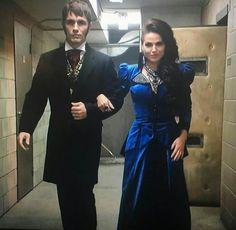 New evil power couple