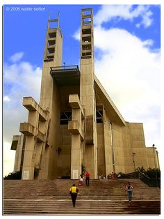 Santuario a Nuestra Señora de Coromoto. Venezuela.