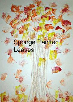 Sponge tree