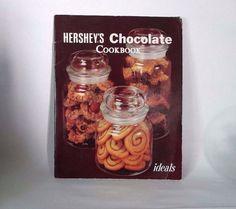 Hersheys Chocolate Cookbook paperback 32 by StreetCrossingDesign