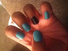 My nails! (: xx