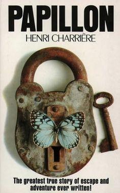 """EL LIBRO DEL DÍA: """"Papillon"""", de Henri Charriere. ¿Has leído este libro? ¿Nos ayudas con tu voto y comentario a que más personas se hagan una idea del mismo en nuestra web? Éste es el enlace al libro: http://www.quelibroleo.com/papillon ¡Muchas gracias! 5-4-2013"""