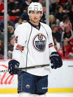Jordan Eberle - Edmonton Oilers