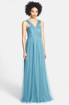 Tulle Bridesmaid Dress | Elegant Bridesmaid Dresses | Dress for the Wedding
