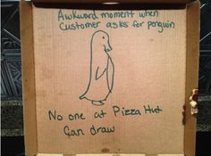 Funniest Pizza Delivery - Special Instructions