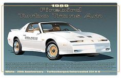 Pontiac Firebird Trans Am Turbo