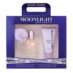 Ariana Grande Perfume Set, Ariana Grande Makeup, Ariana Perfume, Ariana Grande Fragrance, New Fragrances, Nice Perfumes, Grande Cosmetics, Travel Jewelry Box, Perfume Gift Sets