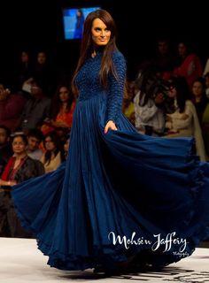 Pakistani Fashion Designer Adnan Pardesy