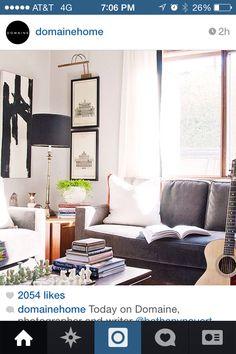 Millennium Living Room