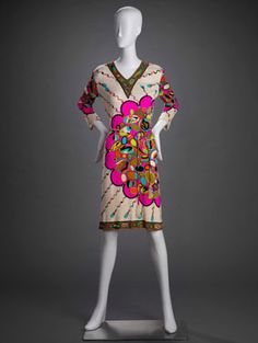 Emilio Pucci Vintage Dresses On Sale Dress ca Emilio PUCCI
