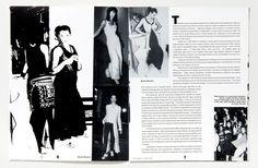 Visionaire issue 5 1992 Maison Martin Margiela