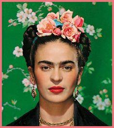 Fritzi Marie: I Love You More Than My Own Skin -Frida Kahlo